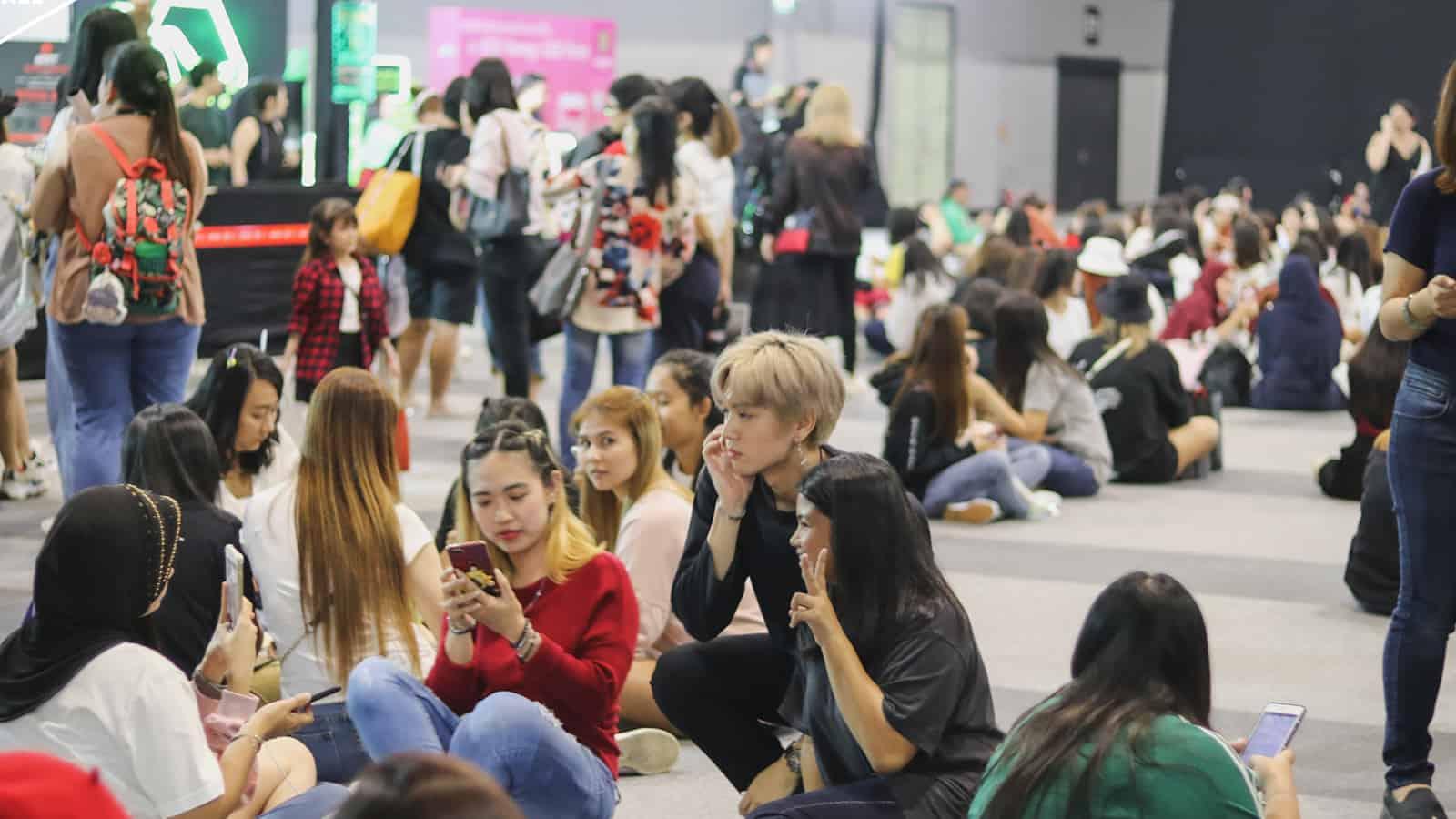 ภาพบรรยากาศงาน GOT7 FAN FEST 2019 'SEVEN SECRETS' IN BANGKOK