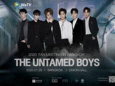 THE UNTAMED BOYS