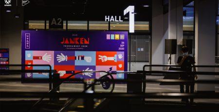 ภาพบรรยากาศ BNK48 JANKEN Tournament 2020 -The Senbatsu of Destiny-